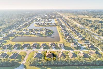 Ashley Lakes, Ashley Lakes North Single Family Home For Sale: 4839 Ashley Lake Circle