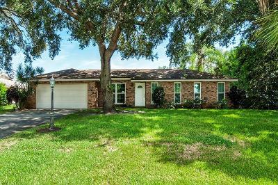 Sebastian Single Family Home For Sale: 738 Layport Drive