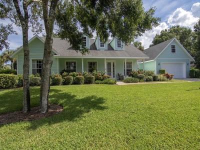 Vero Beach Single Family Home For Sale: 3919 58th Circle