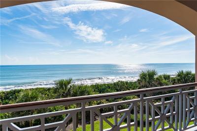 Vero Beach, Indian River Shores, Melbourne Beach, Sebastian, Palm Bay, Orchid Island, Micco, Indialantic, Satellite Beach Condo/Townhouse For Sale: 70 Beachside Drive #202
