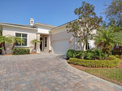 Vero Beach Single Family Home For Sale: 1616 Weybridge Circle