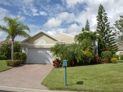 Vero Beach Single Family Home For Sale: 4311 Summer Breeze Terrace