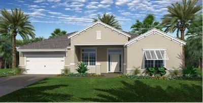 Vero Beach Single Family Home For Sale: 2572 Saint Lucia Circle