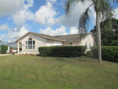 Sebastian FL Single Family Home For Sale: $280,000