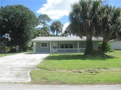 Sebastian Single Family Home For Sale: 362 Biscayne Lane