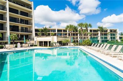 Vero Beach Condo/Townhouse For Sale: 3939 Ocean Drive #403A