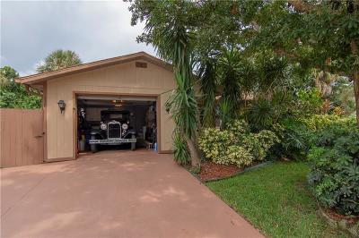 Sebastian Single Family Home For Sale: 310 Watercrest Street