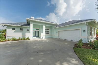 Sebastian FL Single Family Home For Sale: $419,000