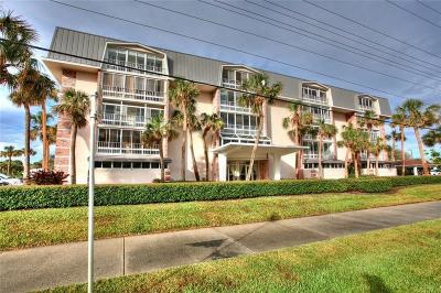 Vero Beach, Indian River Shores, Melbourne Beach, Melbourne, Sebastian, Palm Bay, Orchid Island, Micco, Indialantic, Satellite Beach Rental For Rent: 4601 Highway A1a #406