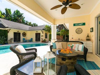 Vero Beach Single Family Home For Sale: 656 Bougainvillea Lane