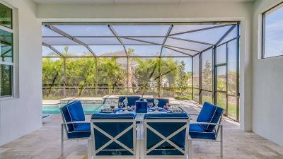 Vero Beach Single Family Home For Sale: 1442 Lilys Cay Circle