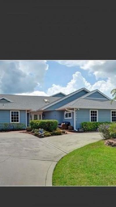 Vero Beach Single Family Home For Sale: 2234 SE 5th Court