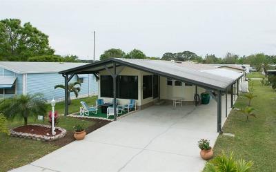 Sebastian Single Family Home For Sale: 603 Tarpon Drive