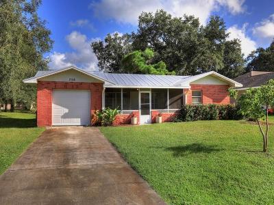 Sebastian Single Family Home For Sale: 758 Vocelle Avenue