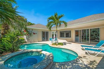 Vero Beach Single Family Home For Sale: 222 SW Oak Hammock Circle