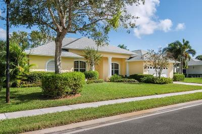 Vero Beach Single Family Home For Sale: 3840 8th Place