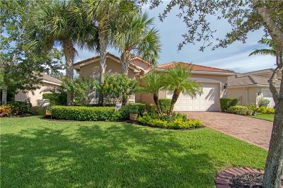 Vero Beach Single Family Home For Sale: 1969 Grey Falcon Circle