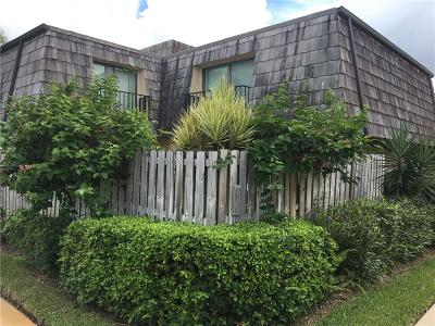 Vero Beach Single Family Home For Sale: 435 Waverly Place #3A