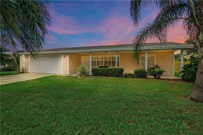 Sebastian FL Single Family Home For Sale: $239,900