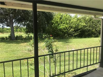 Sebastian Single Family Home For Sale: 1211 Apache Drive