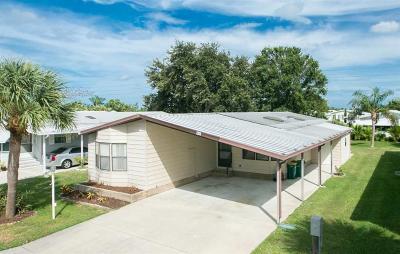 Sebastian Single Family Home For Sale: 614 Amaryllis Drive