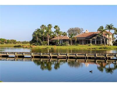 Vero Beach Single Family Home For Sale: 1885 Paseo Del Lago Lane