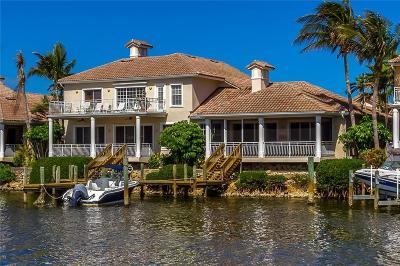 Vero Beach Single Family Home For Sale: 5614 Harbor Village Drive