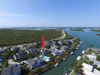 Hutchinson Island Single Family Home For Sale: 2510 Harbour Cove Drive