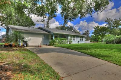 Sebastian FL Single Family Home For Sale: $229,000