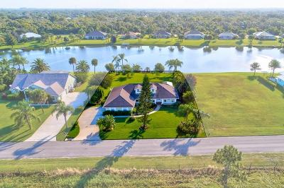 Sebastian FL Single Family Home For Sale: $389,900