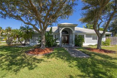 Fort Pierce Single Family Home For Sale: 1801 Plover Avenue