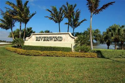 Vero Beach Single Family Home For Sale: 1154 River Wind Circle