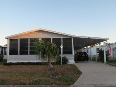 Sebastian Single Family Home For Sale: 488 Dolphin Circle