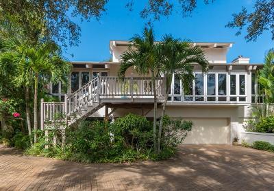 Vero Beach Single Family Home For Sale: 2092 Ocean Ridge Circle
