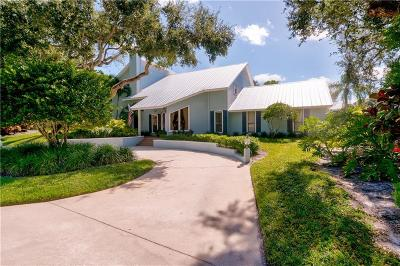 Vero Beach Single Family Home For Sale: 940 Oyster Shell Lane
