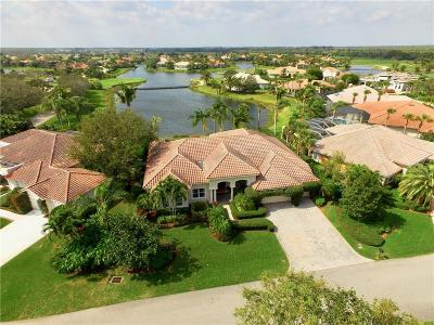 Vero Beach Single Family Home For Sale: 5475 Camino Real Lane