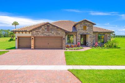 Vero Beach Single Family Home For Sale: 6210 Arcadia
