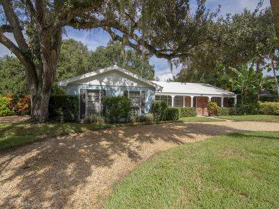 Vero Beach Single Family Home For Sale: 615 Eugenia Road