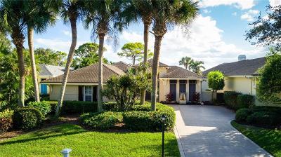 Vero Beach Single Family Home For Sale: 773 SW Hampton Woods Lane