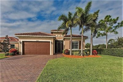Vero Beach Single Family Home For Sale: 5587 49th Avenue