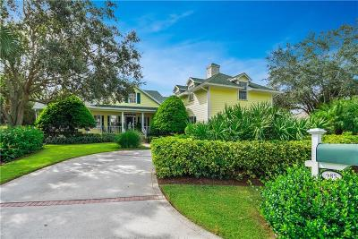 Vero Beach Single Family Home For Sale: 985 SW Wood Haven Lane
