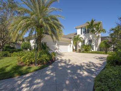 Vero Beach Single Family Home For Sale: 726 SW Hampton Woods Lane