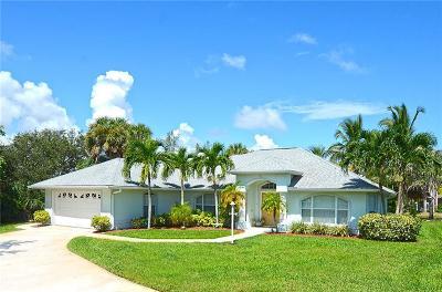Vero Beach Single Family Home For Sale: 1356 Plato Court