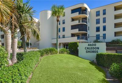 Vero Beach Condo/Townhouse For Sale: 4600 Highway A1a #307