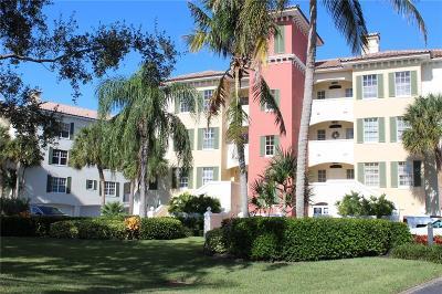 Vero Beach Condo/Townhouse For Sale: 5260 Harbor Village Drive #401