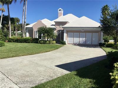 Vero Beach Single Family Home For Sale: 4610 Saint James Avenue