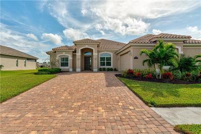 Vero Beach Single Family Home For Sale: 6106 Graysen