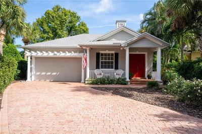 Vero Beach Single Family Home For Sale: 600 SW Bridgewater Lane