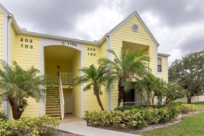 Vero Beach Condo/Townhouse For Sale: 1130 3rd Avenue #204