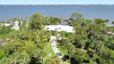 Melbourne, Melbourne Beach Single Family Home For Sale: 1913 Pineapple Avenue